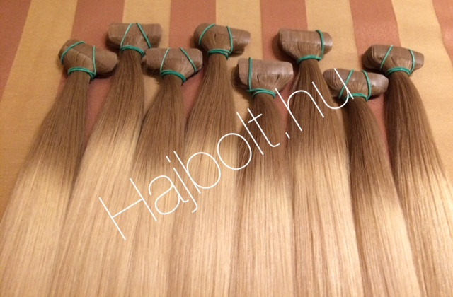 100% Eredeti emberi haj, ombre