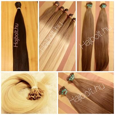 Tincses hajak több színben